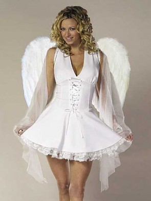 SALE! Sexy Heavenly Hottie Angel Costume
