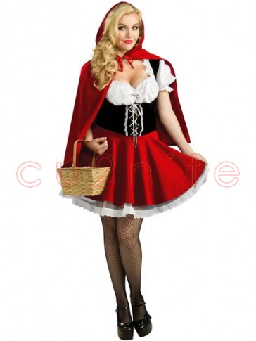 SALE! Adult Red Riding Hood Costume