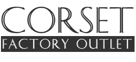 corset factory outlet banner